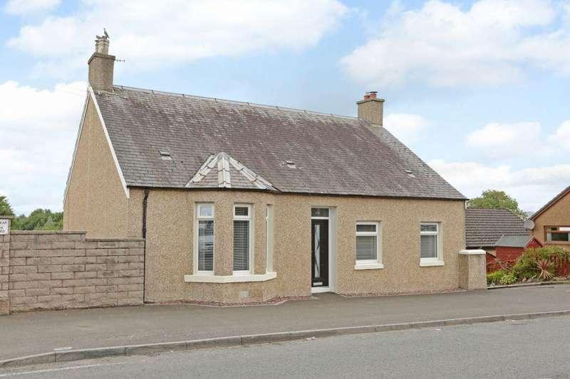4 Bedrooms Detached Bungalow for sale in 113 Hunterfield Road, Gorebridge, Midlothian, EH23 4TU