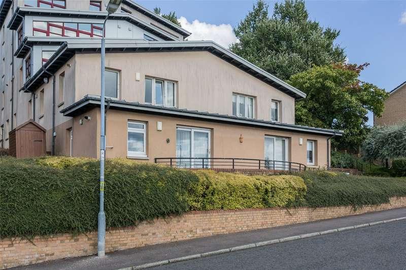 2 Bedrooms Flat for sale in Windsor Crescent, Clydebank, West Dunbartonshire, G81