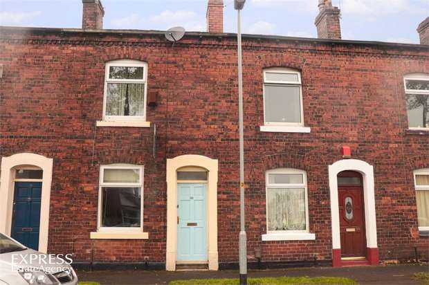 2 Bedrooms Terraced House for sale in Quail Street, Oldham, Lancashire