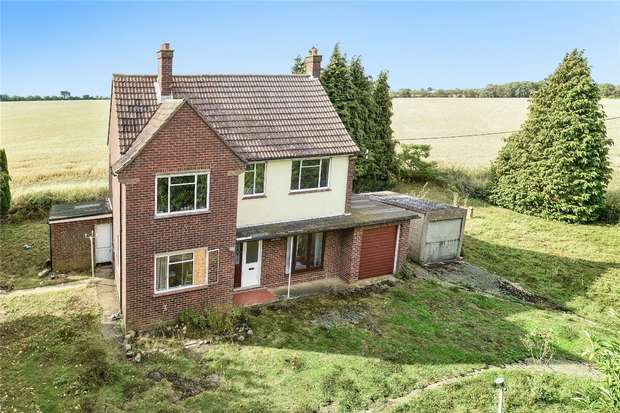 4 Bedrooms Detached House for sale in Old Milton Road, Thurleigh, Bedford