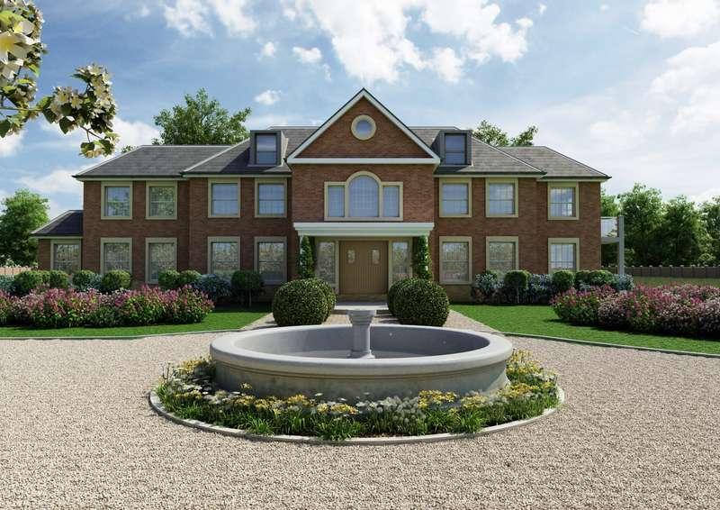 6 Bedrooms Plot Commercial for sale in Over The Misbourne, Denham, UB9