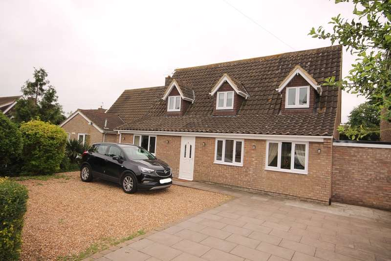 4 Bedrooms Detached House for sale in Church Road, Wootton, MK43