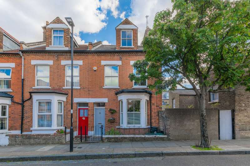 3 Bedrooms Terraced House for sale in Zoffany Street, Archway, N19