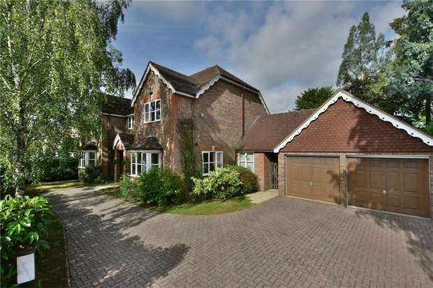 5 Bedrooms Detached House for sale in Misbourne Avenue, Chalfont St Peter, Buckinghamshire