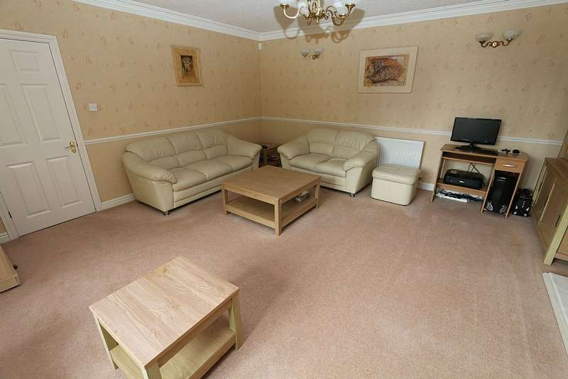 5 Bedrooms Detached House for sale in Oxford Road, Coventry, Warwickshire, CV8 3EA