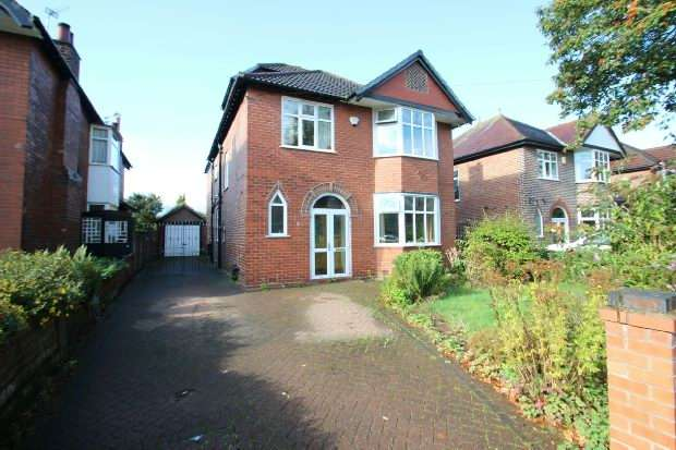 5 Bedrooms Detached House for sale in Selsey Avenue, Sale