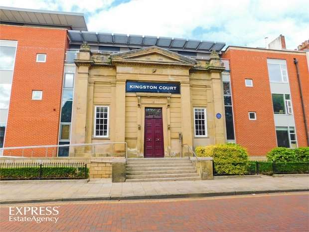 2 Bedrooms Flat for sale in 6 Kingston Square, Hull, East Riding of Yorkshire