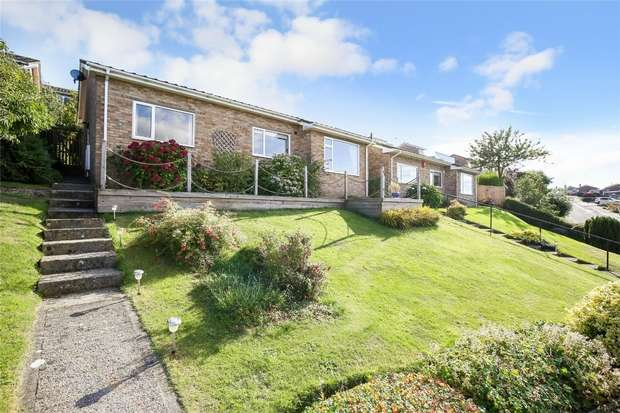 3 Bedrooms Detached Bungalow for sale in Raleigh Rise, Portishead, Bristol