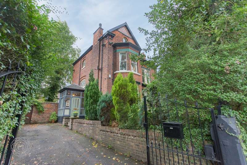 6 Bedrooms Detached House for sale in Manchester Road, Swinton, Manchester, M27