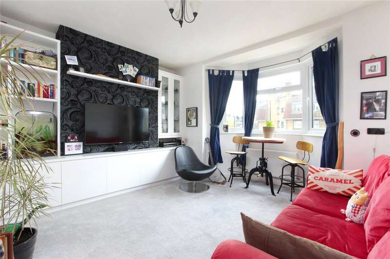 2 Bedrooms Flat for sale in Vine House, 26 Armoury Way, Wandsworth, London, SW18