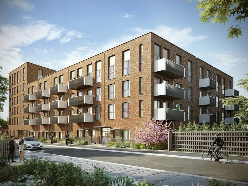 3 Bedrooms Apartment Flat for sale in Acton Gardens, W3