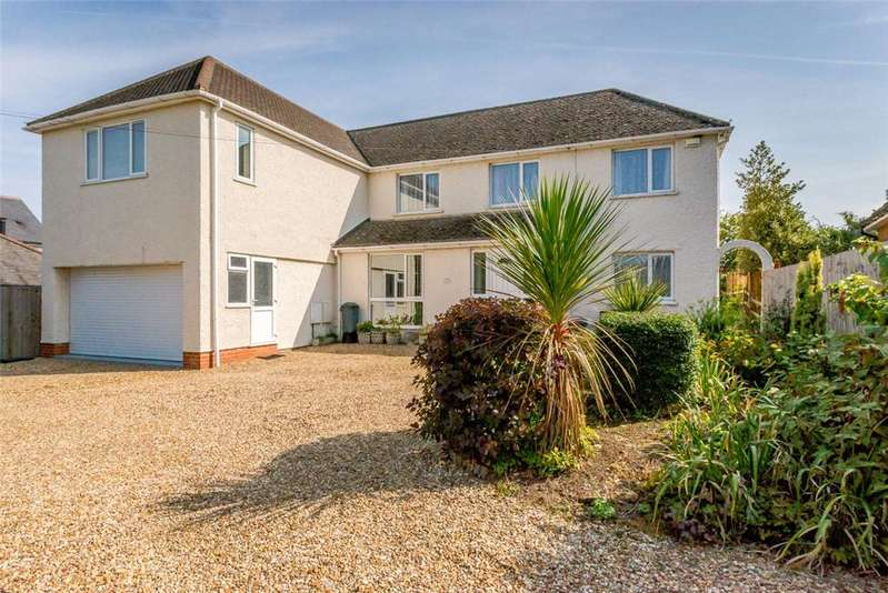 6 Bedrooms Detached House for sale in High Street, Great Houghton, Northampton, Northamptonshire, NN4