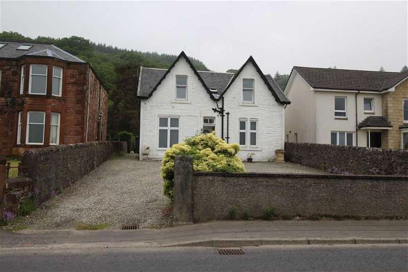 2 Bedrooms Flat for sale in Annfield, Main Road, Sandbank Dunoon, Argyll Bute