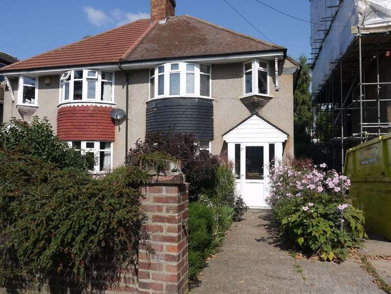 3 Bedrooms Semi Detached House for sale in Wricklemarsh Road, Blackheath, London SE3