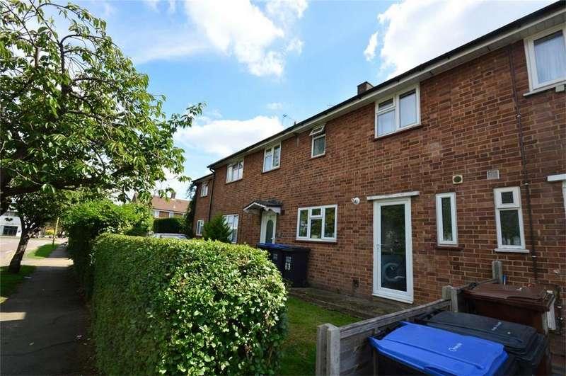 3 Bedrooms Terraced House for sale in Longmead, HATFIELD, Hertfordshire