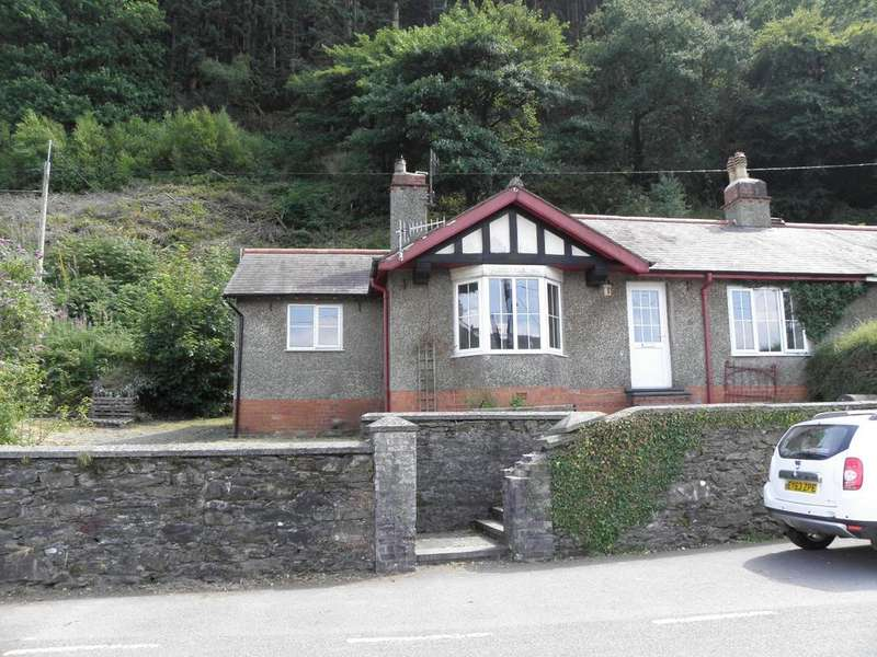 3 Bedrooms Bungalow for sale in Trigfa, Penmaenpool, LL40 1YD