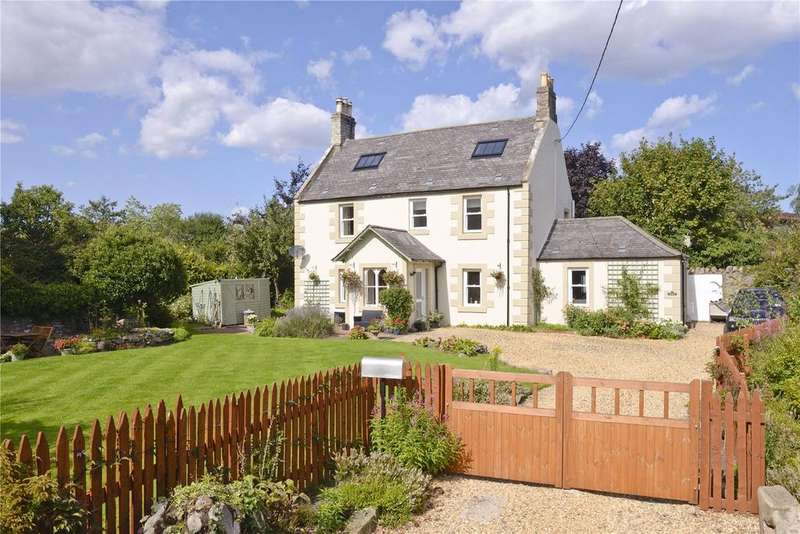 4 Bedrooms Detached House for sale in Springbank, Beanburn, Ayton, Berwickshire