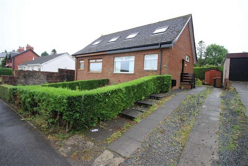 3 Bedrooms Semi Detached Bungalow for sale in Innes Park Road, Skelmorlie