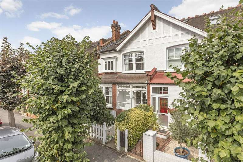 5 Bedrooms Semi Detached House for sale in Stanton Road, Raynes Park