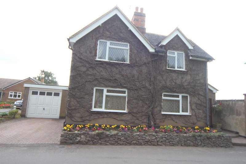 3 Bedrooms Detached House for sale in Church Road, Peckleton