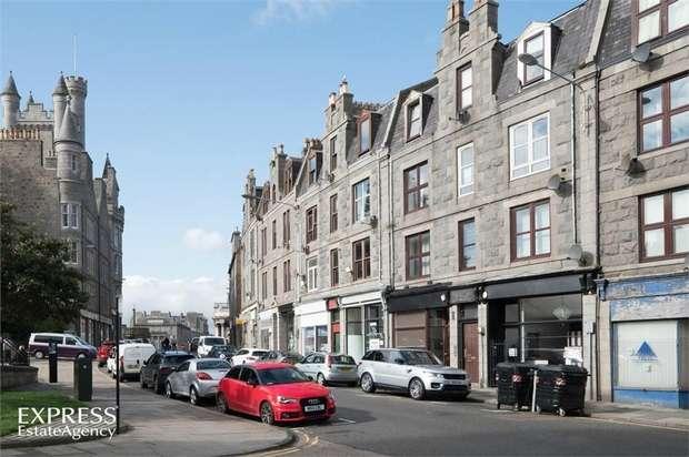 1 Bedroom Flat for sale in Justice Street, Aberdeen