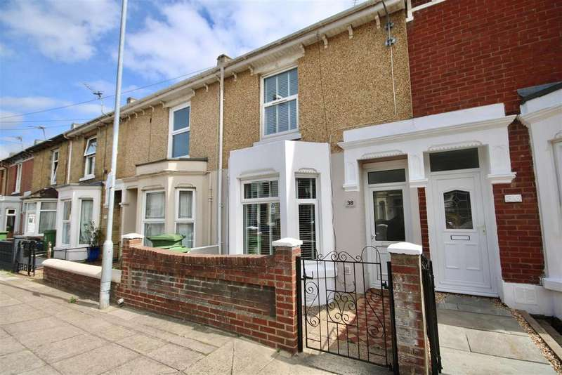 3 Bedrooms Terraced House for sale in Nelson Avenue, Portsmouth