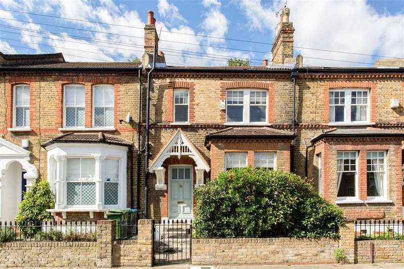 3 Bedrooms House for sale in Ruthin Road, London