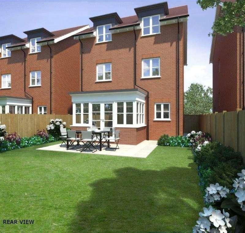 4 Bedrooms Detached House for sale in PLOT 150 KILTON PHASE 1, Navigation Point, Cinder Lane, Castleford