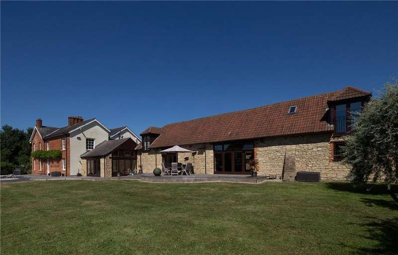 5 Bedrooms Farm House Character Property for sale in Thornborough, Buckingham, MK18