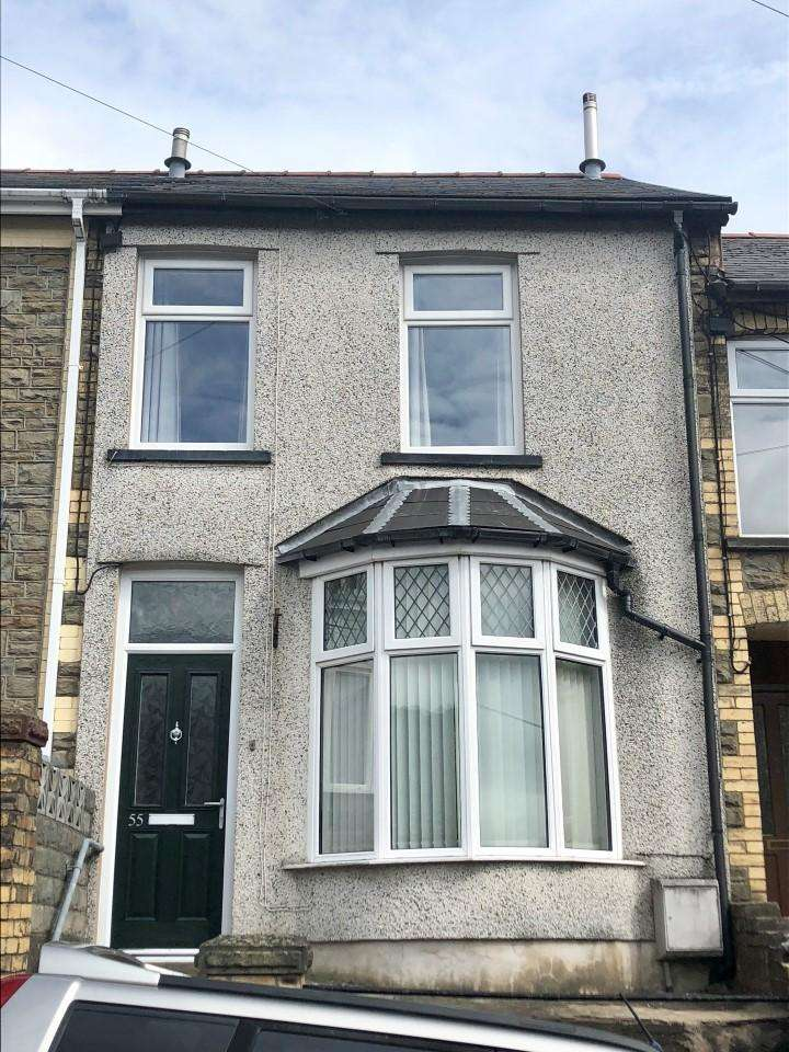 2 Bedrooms Terraced House for sale in Bryngwyn Road, Six Bells, Abertillery, Gwent