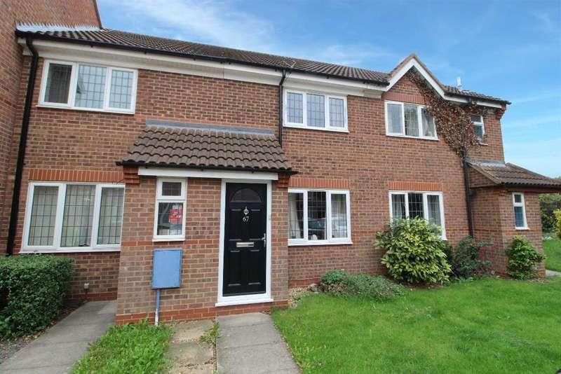 2 Bedrooms Terraced House for sale in The Meadows, Flitwick MK45