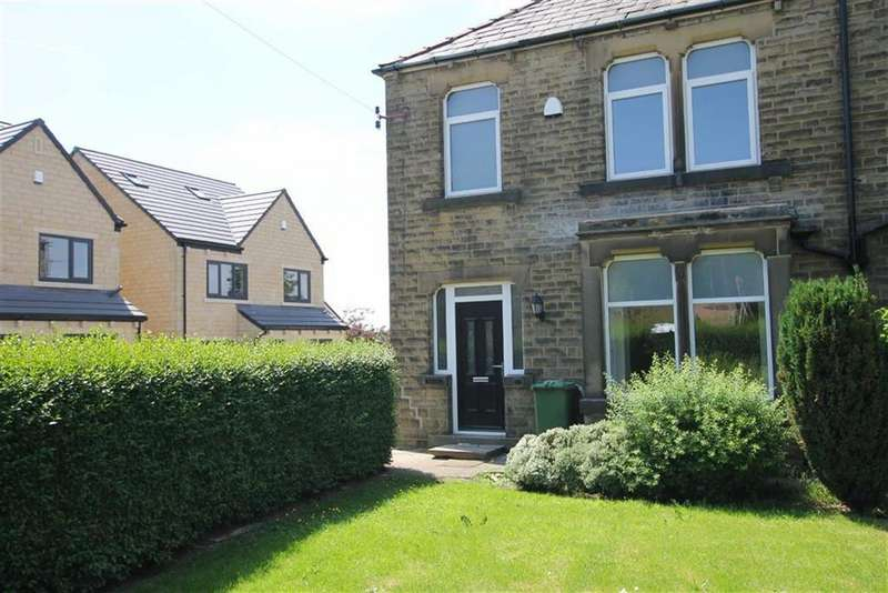 3 Bedrooms Semi Detached House for sale in Hollinbank Lane, Heckmondwike, West Yorkshire