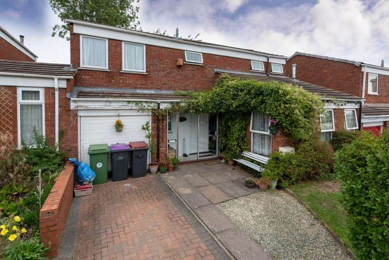 3 Bedrooms Detached House for sale in Langholm Green, Madeley, TF7