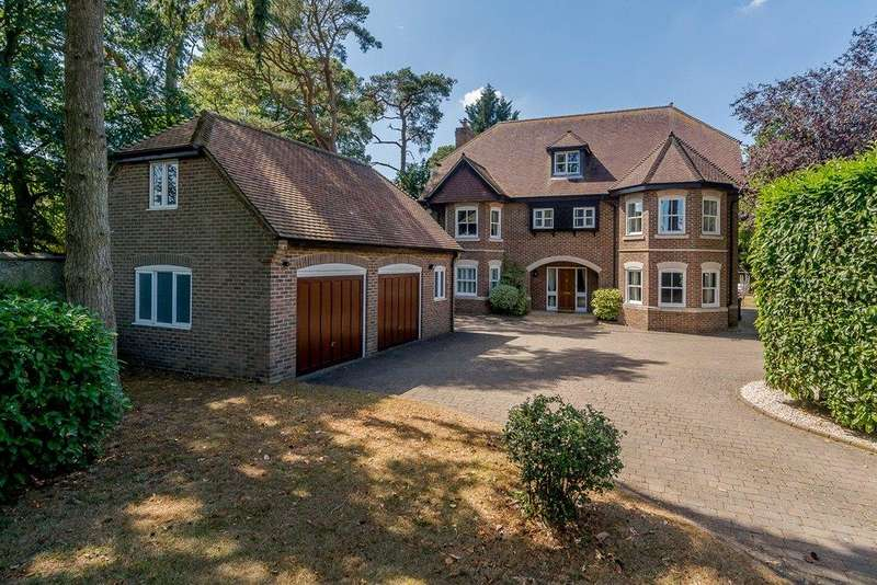 6 Bedrooms Detached House for sale in Andover Road, Newbury, Berkshire, RG14