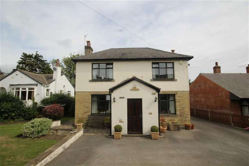 4 Bedrooms Detached House for sale in Bradford Road, Batley, West Yorkshire