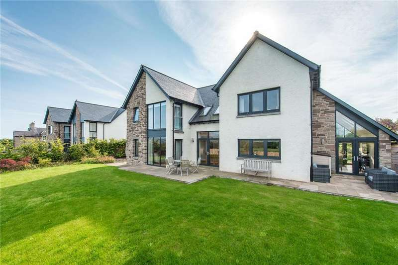 4 Bedrooms Detached House for sale in Fairview, Upper Borland Park, Auchterarder, Perthshire