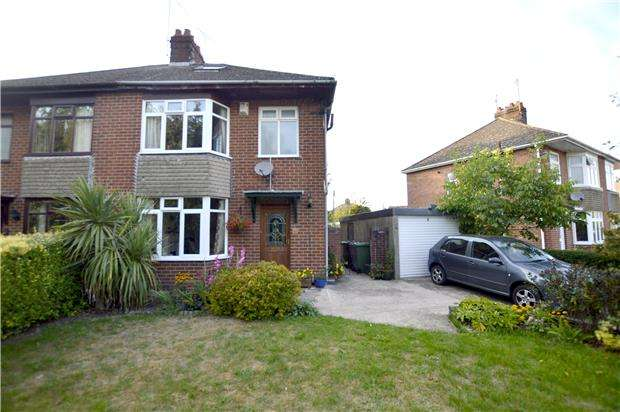 2 Bedrooms Semi Detached House for sale in Downton Road, Stonehouse, Gloucestershire, GL10 2AX