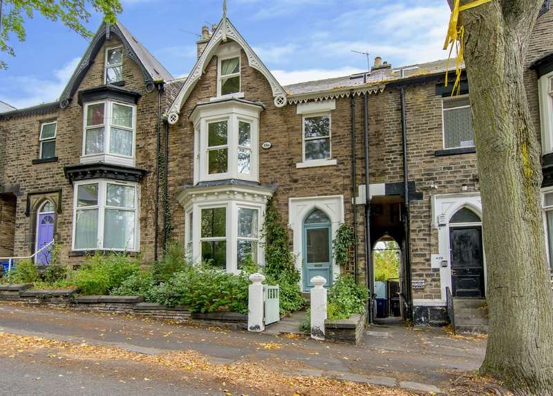 5 Bedrooms Terraced House for sale in 19 Steade Road, Nether Edge, S7 1DS