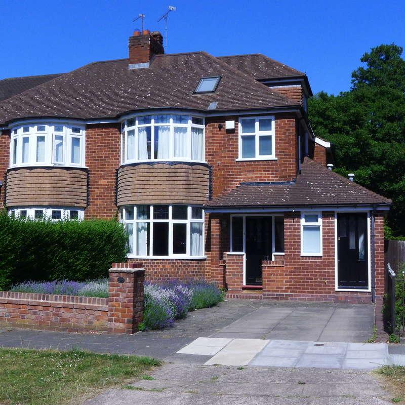 4 Bedrooms Semi Detached House for sale in Ellesboro Road, Harborne