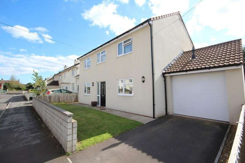 3 Bedrooms Detached House for sale in Tiledown, Temple Cloud