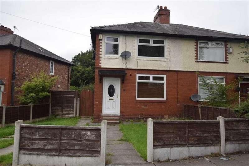 3 Bedrooms Semi Detached House for sale in Oakfold Avenue, Ashton-under-lyne