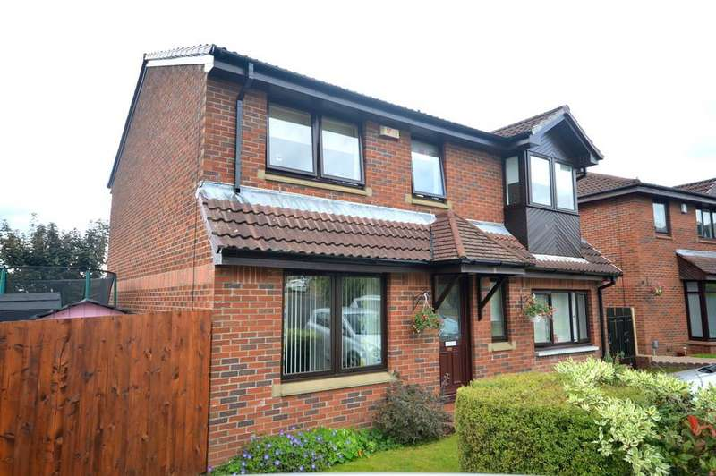 5 Bedrooms Detached House for sale in Lewis Place Old Kilpatrick G60 5LD