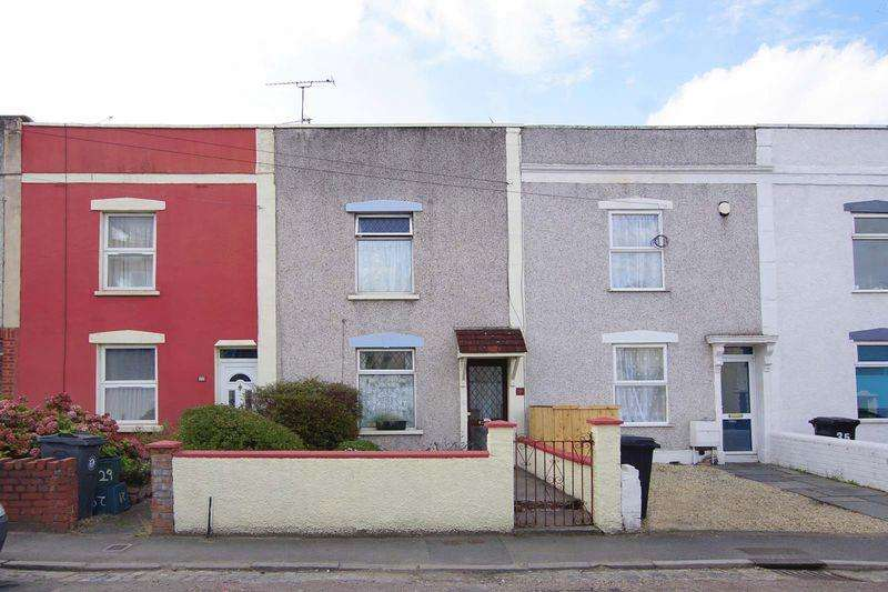 2 Bedrooms Terraced House for sale in Lyppiatt Road, Bristol, BS5 9HW