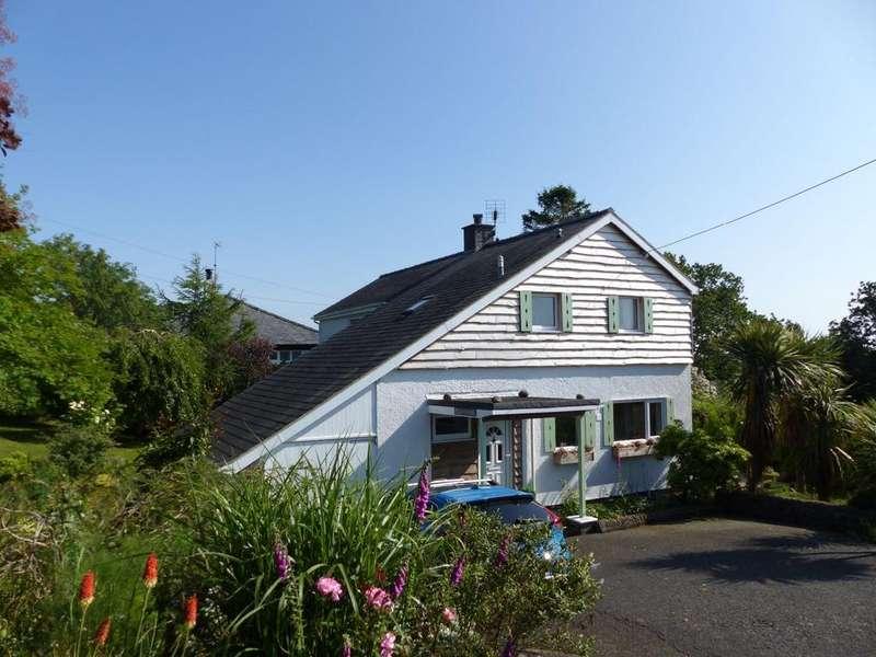 3 Bedrooms Detached House for sale in Plas Yn Dre, Dyffryn Ardudwy, LL44 2BH