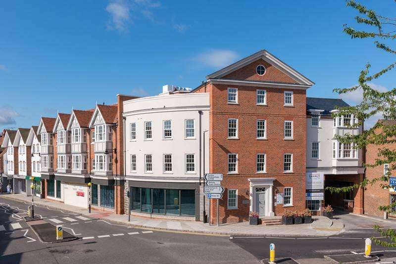 2 Bedrooms Flat for sale in Spittal Street, MARLOW, SL7