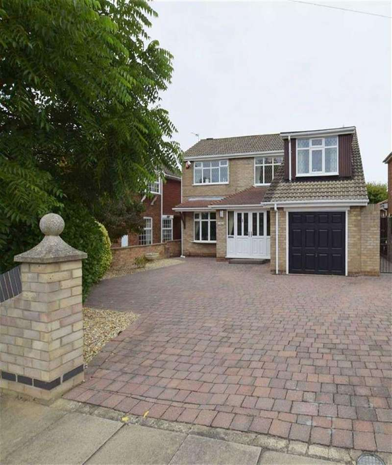 5 Bedrooms Detached House for sale in Chichester Road, Cleethorpes, North East Lincolnshire
