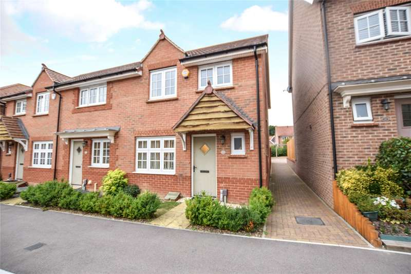 3 Bedrooms End Of Terrace House for sale in Eagle Way, Bracknell, Berkshire, RG12