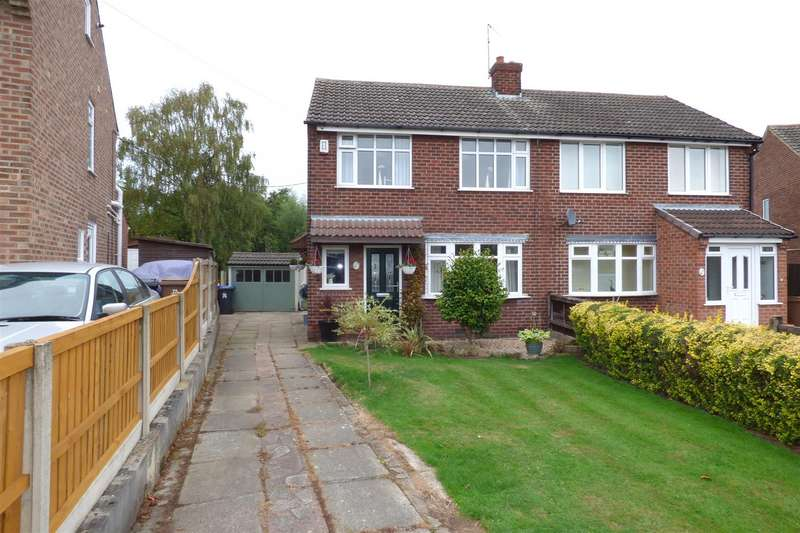 3 Bedrooms Semi Detached House for sale in Westwick Street, Ilkeston