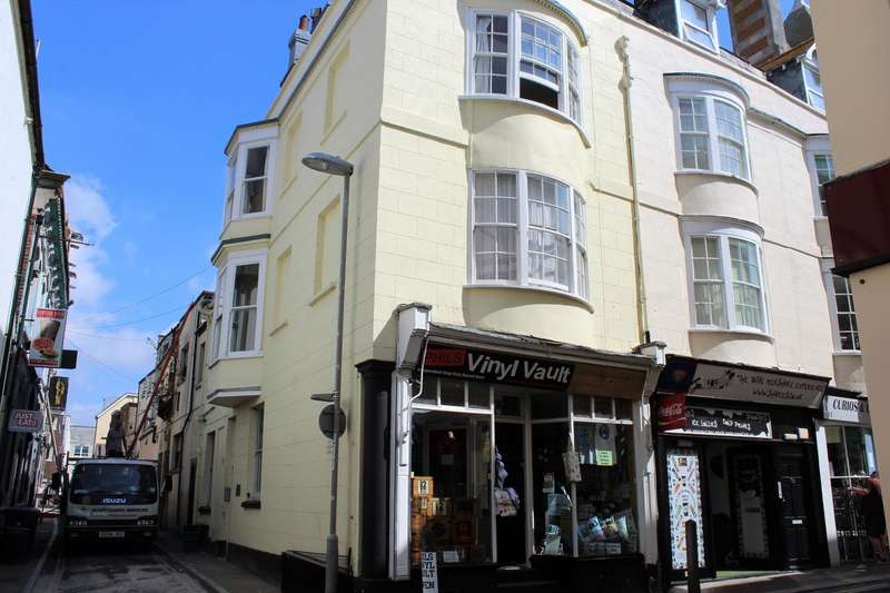3 Bedrooms Apartment Flat for sale in Bond Street, Weymouth