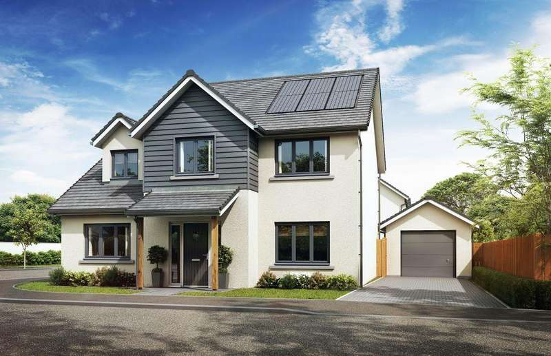 4 Bedrooms Detached House for sale in 7 McLeod Green, Plot 6 The Laurel, Tantallon Road, North Berwick, East Lothian, EH39 5NF